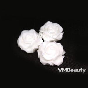 Αρωματικά σαπουνάκια σε σχήμα τριαντάφυλλου
