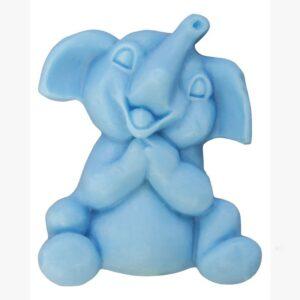 Ελεφαντάκι μπλε