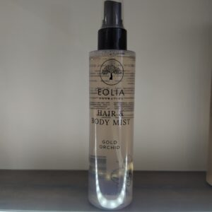 Hair & Body Mist Gold Orchid