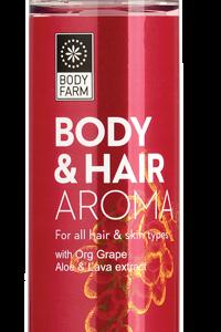 BODY & HAIR AROMA SANTORINI GRAPE