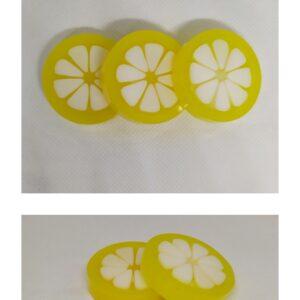 Αρωματικά σαπουνάκια σε σχήμα λεμονιού